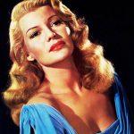 Rita Hayworth en los años 50
