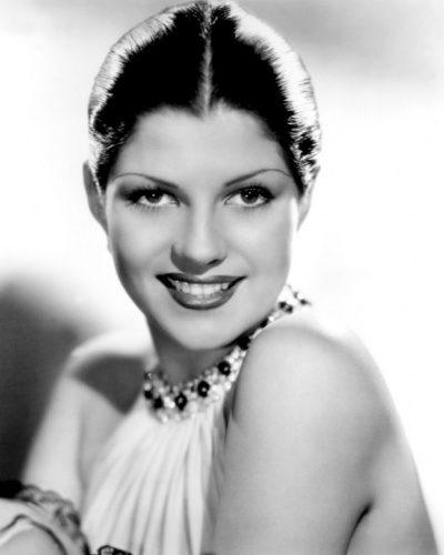 Rita Hayworth en los años 30