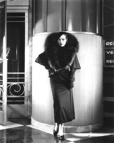 """Joan Crawford en """"Letty Lynton"""""""