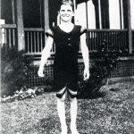 Katharine Hepburn en los años 10