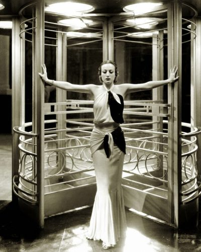 "Joan Crawford en ""Letty Lynton"""