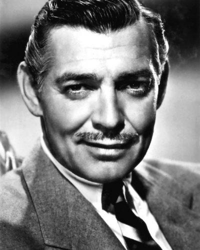 Clark Gable en los años 40