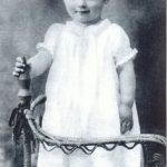 Clark Gable de niño