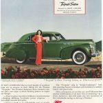 Hedy Lamarr anunciando Pontiac