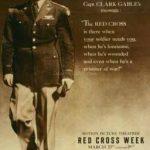 Clark Gable anunció Cruz Roja