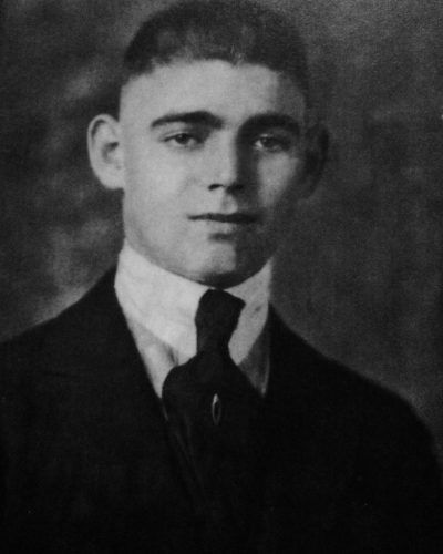 Clark Gable a comienzo de los años 20