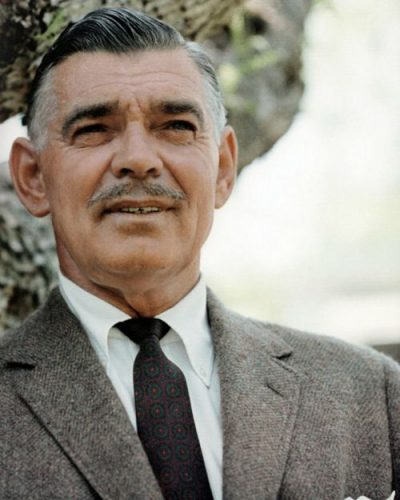 Clark Gable en los años 60