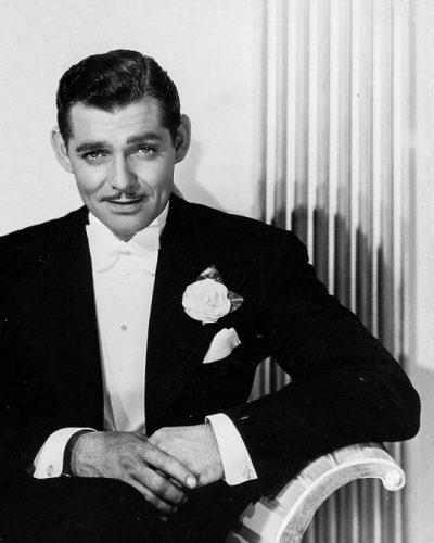 Clark Gable en los años 30