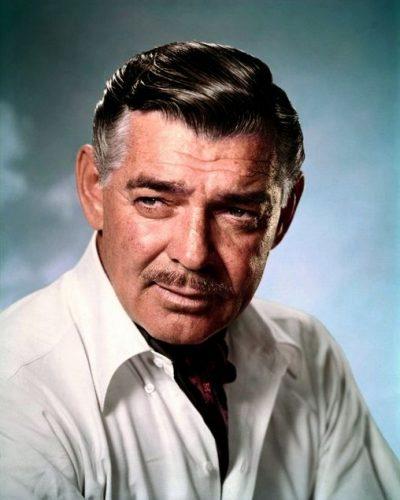 Clark Gable en los años 50