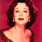 Hedy Lamarr en los años 50