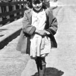 Lanat Turner de niña