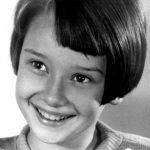 Audrey Hepburn en los años 30