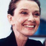 Audrey Hepburn en los años 80