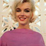 mMarilyn Monroe en los años 60