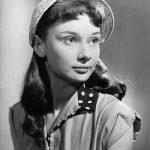 Audrey Hepburn en los años 40