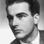 Montgomery Clift en los años 40