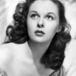 Susan Hayward en los años 40