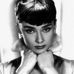 Audrey Hepburn en los años 50