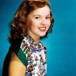 Shirley Temple en los años 40