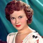 Shirley Temple en los años 50