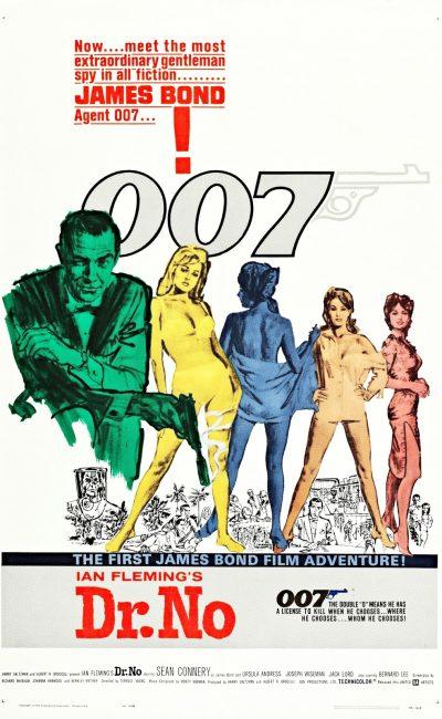007 contra el Dr. No