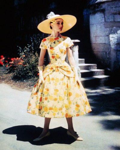 Audrey Hepburn, Una cara con ángel (11)