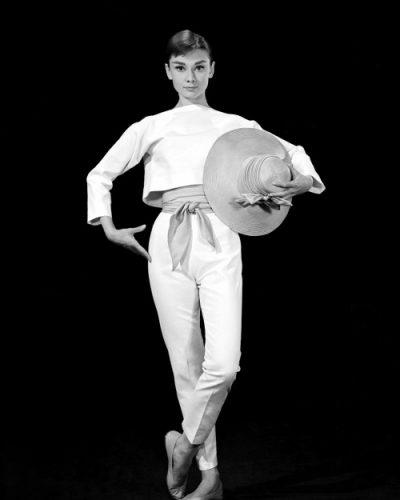 Audrey Hepburn, Una cara con ángel (2)